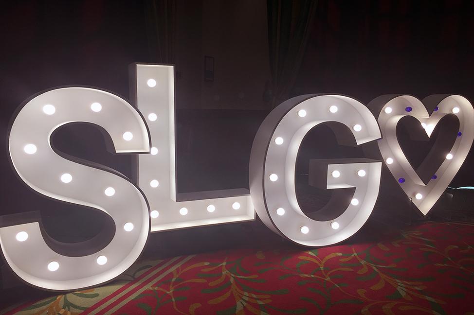 SLG initials hire